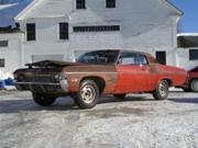 Great Thread: Saving A Rare 427 Impala Custom Coupe From Certain Doom
