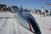 World's Fastest Electric Vehicle going for FIA World Record on the Salt Now!