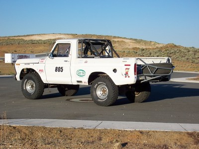 1977 Ford F100 race truck