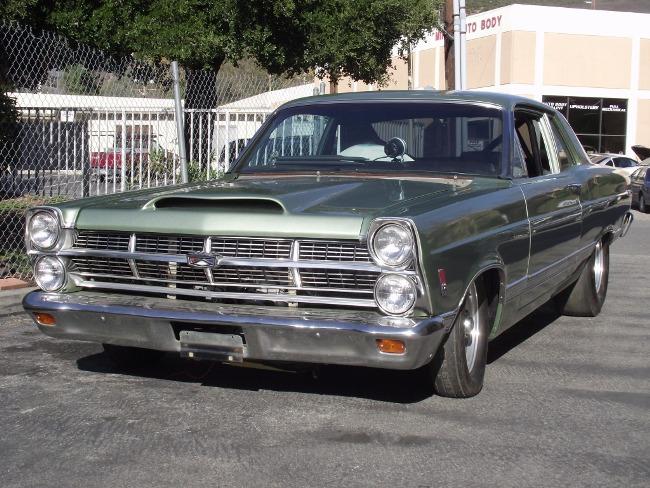 1967 big block Ford Fairlane