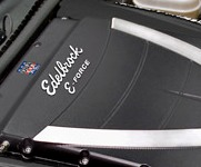 New E-Force Corvette Blower Kit From Edelbrock