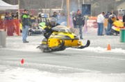 Event Coverage: The 2010 Goldenchild Nationals Snowmobile Ice Drag Race