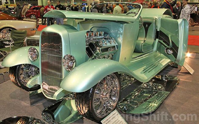 Richard Udel 1932 roadster