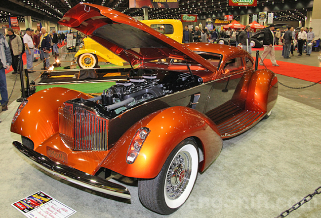 John Raxas 1934 Packard