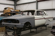 Project Car: Fatlane, the Chevy-Powered, ProCharged 1964 Ford Fairlane. Update: Suspension Fabrication