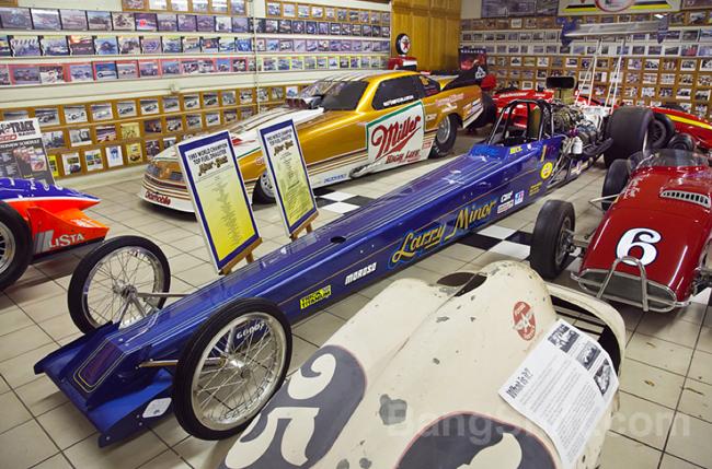 Justice Bros. Racing Museum