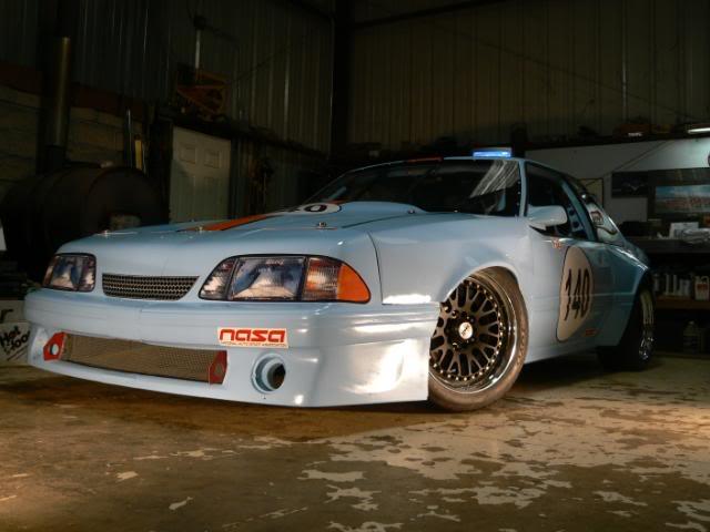 Turbo-4 Mustang