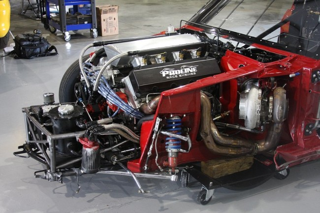 Update:DMC Racing nears completion on Repairs to Jason Enos's Outlaw ...