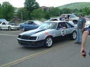 Project Car Spotlight: The 1979 Mustang Pace Car Racecar