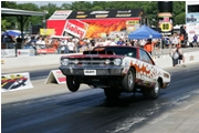 Gallery: Hemi Car Wheelie Action from the 2010 Holley NHRA National Hot Rod Reunion