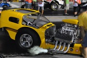 Gallery: Header Flames at the 2010 Holley NHRA National Hot Rod Reunion Cacklefest