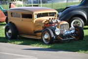 Gallery: Saturday Car Show and Pit Action from the 2010 Holley NHRA National Hot Rod Reunion