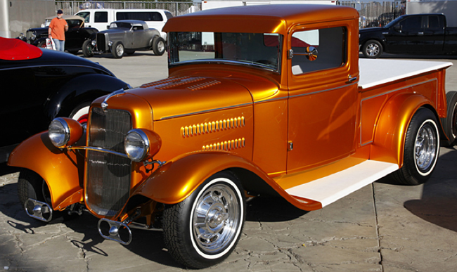 2010 LA Roadster Show