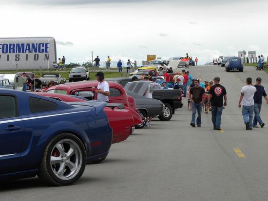 2010 Power Tour Newton Iowa