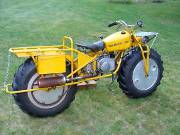 eBay Find: A 1969 Rokon Trail Breaker 2X2 Motorcycle