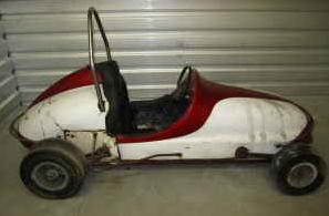Bangshift Com Craigslist Find 1950s Kurtis Kraft Quarter Midget Racer Bangshift Com