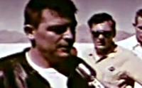 Historic Video: Mickey Thompson Becomes the First American over 400 MPH