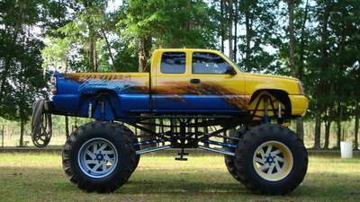 Chevy Mud Bog Truck For Sale | Autos Post
