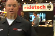 Video: Ridetech Unveils New Coil-Over Shocks at the 2010 SEMA Show