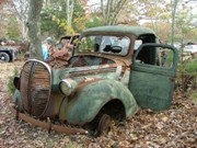 Junkyard Gallery: A Look at Fleming's Junkyard in New Jersey