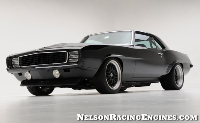 Nelson Racing Engines New 69 Camaro Super Car Nastyz28 Com
