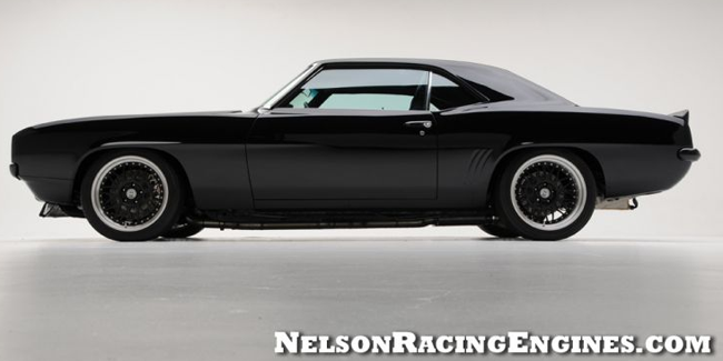 Nelson Super Car #004 1969 Camaro
