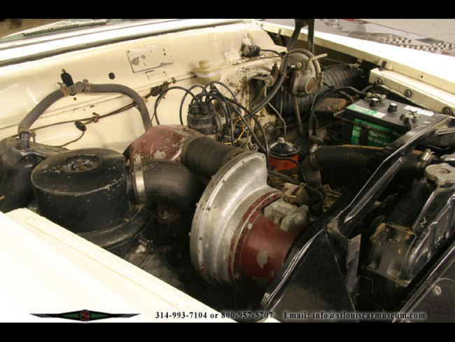 Ebay find a factory supercharged 1954 for Ebay motors com cars and trucks