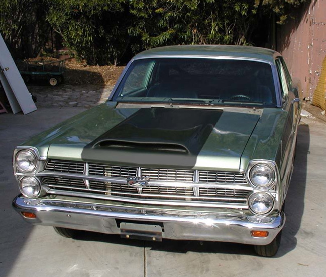 1967 Fairlane Sedan