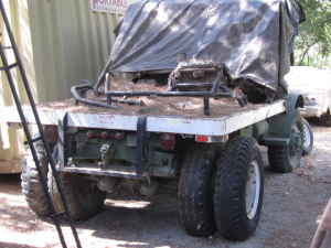 craigslist find an unstoppable 1944 autocar 4x4 semi tractor. Black Bedroom Furniture Sets. Home Design Ideas
