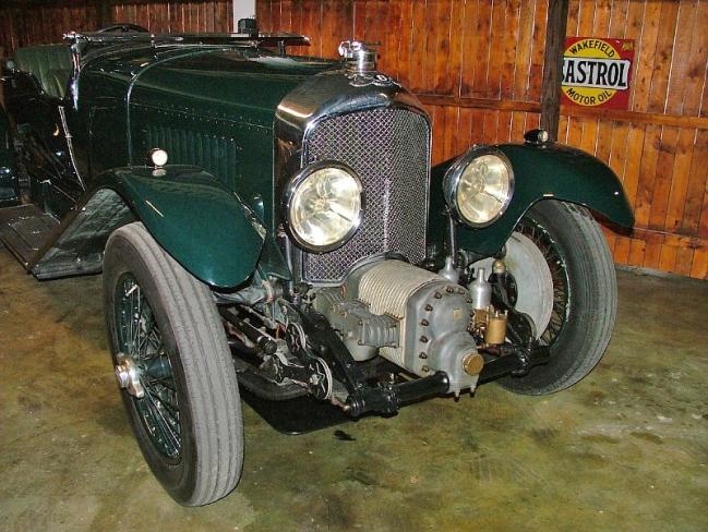 Blower Bentley!