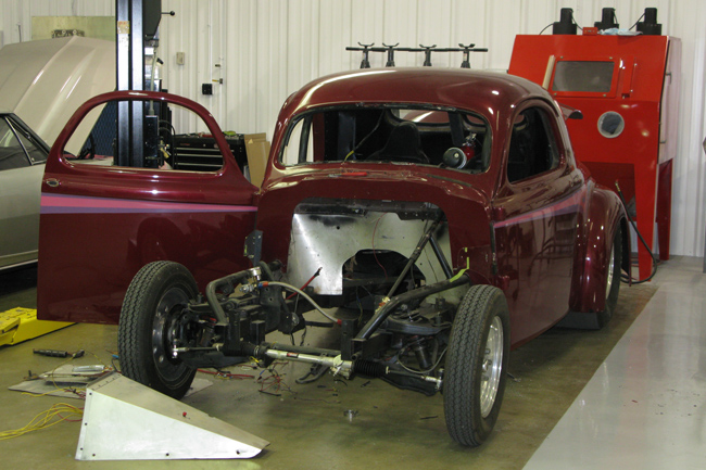 Detroit Speed 1941 Willys