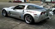 Hinson Motorsport's Corvette Crashes at 230 during the Texas Mile