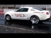 The Parting Shift: Carl Tasca Banging Gears in the World's Quickest Cobra Jet