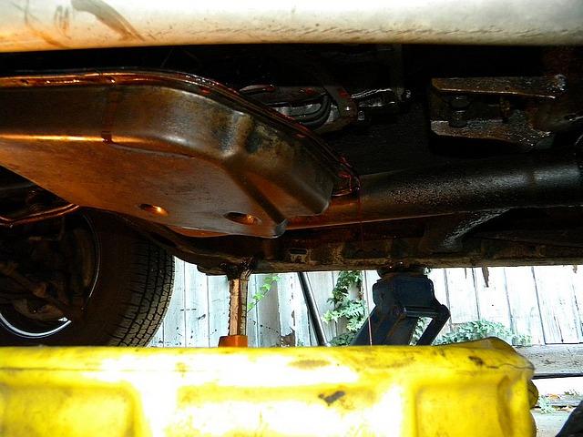 kickdown repair