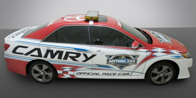 Toyota Lebanon Pa >> BangShift.com Toyota Unveils the Lamest Pace Car in the History of the Genre: Camry to Pace ...