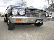 Bad Ass Chevelle Sleeper For Sale: Buy a 10-Second Car That Looks Like a Barge!