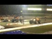 Truckin' Awesome Video: True Monster Truck Drag Racing at Englishtown