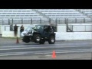 Bitchin' Video: A Willys Jeep Pulling Wheelies at Powercruise USA