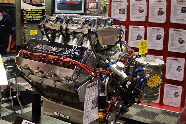 Bangshiftcom Mountain Motor A Closer Look At The 1005ci 2100hp