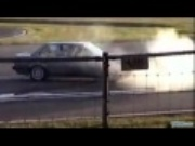 Carnage Video: A Drifting Fail Leads to the Violent End of a BMW