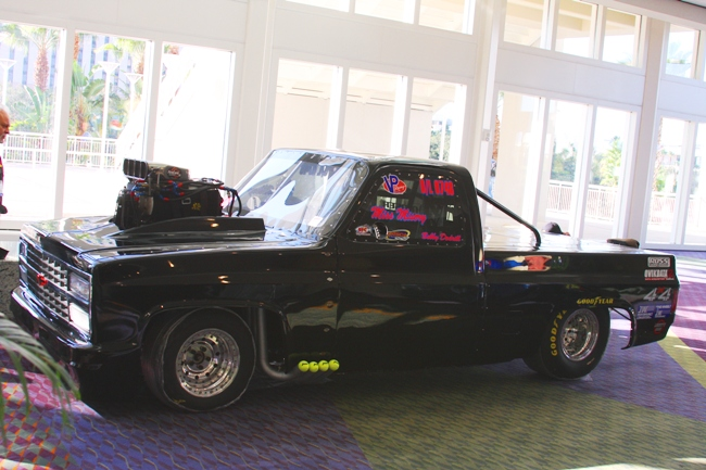 BangShift com AWESOME TRUCK: A LOOK AT THE 4WD MISS MISERY