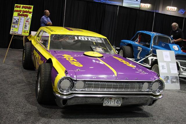 car vintage dirt mn track races