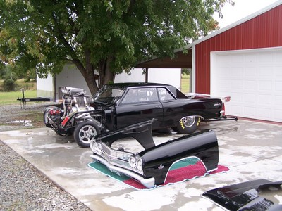 Bangshift Com Racing Junk Find An Awesome 1965 Malibu Ss