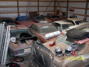 Ebay find seven corvairs in a barn for Ebay motors com cars and trucks