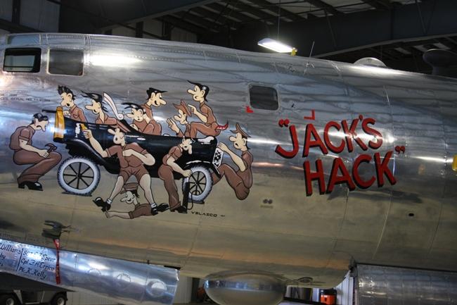 Jack's Hack B-29
