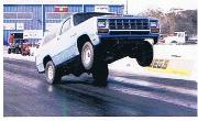 Wild Sleeper Video: A 1980s Dodge Ramcharger Pulls a Massive Wheelstand!