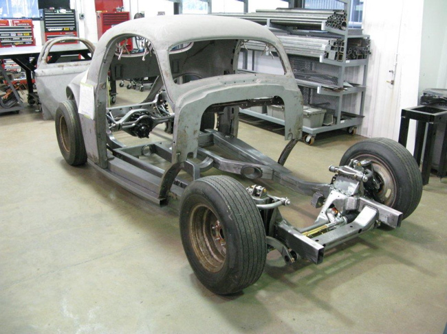 Braswell's Detroit Speed Willys