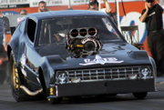Breaking News: Funny Car Operation Stolen in California