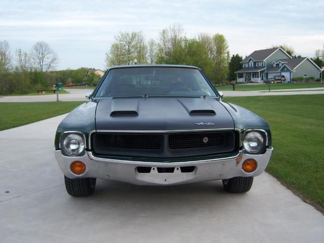 Bangshift Com Project Car Spotlight A Kick Ass 1969 Amc