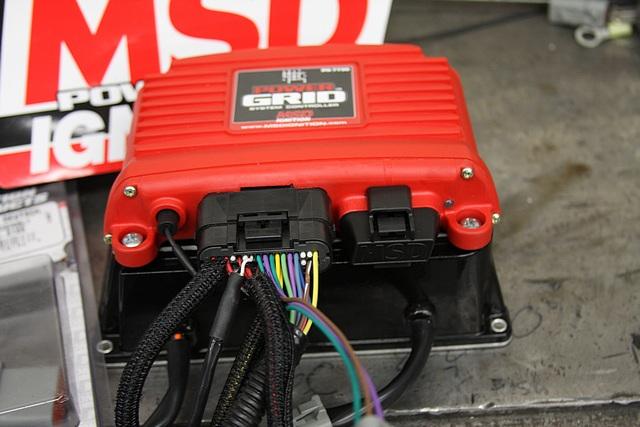 bangshift com bangshift tech msd powergrid install and test msd powergrid install